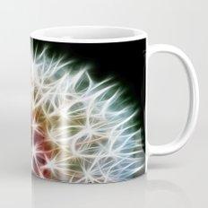 Fractal Dandelion Mug