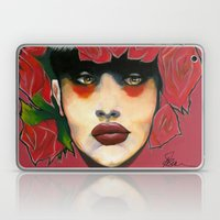 Bed Of Roses Laptop & iPad Skin