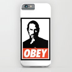 Obey Steve Jobs iPhone 6 Slim Case