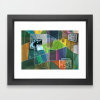 Distabo Framed Art Print