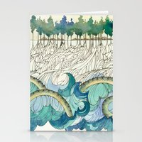 Leviathan's Roots Stationery Cards