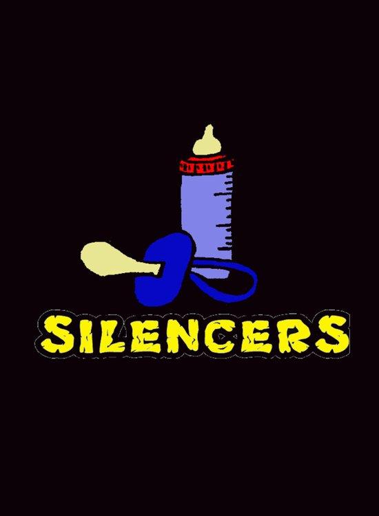 Silencers Art Print
