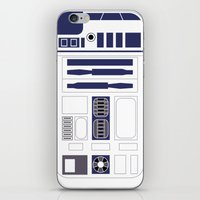R2D2 iPhone Case iPhone & iPod Skin