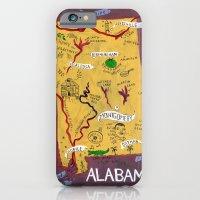 Alabama iPhone 6 Slim Case