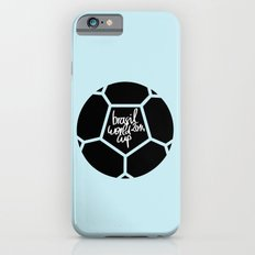Brazil World Cup 2014 - Poster n°5 iPhone 6s Slim Case