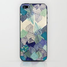 Leaf it to me iPhone & iPod Skin