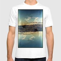 Landscapes C13 (35mm Dou… Mens Fitted Tee White SMALL