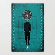 disco man Canvas Print