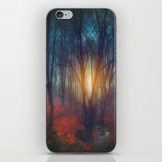 cRies and whiSpers iPhone & iPod Skin