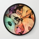 Where the monsters live? Wall Clock