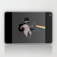 The Dark Side Of The Racoon Laptop & iPad Skin