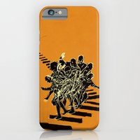 iPhone & iPod Case featuring Muto by Enzo Lo Re