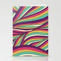 Tropical Floralway Stationery Cards