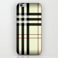 BURBERRY TARTAN iPhone & iPod Skin