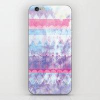 Faded iPhone & iPod Skin