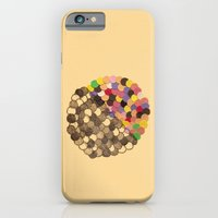 iPhone & iPod Case featuring Parallel Pigmentation by Elisa Sandoval