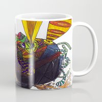 Psychoactive Bear 8 Mug
