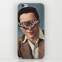 RICHARD TODD.  (PIN-UPS)… iPhone & iPod Skin