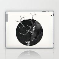 Elk And Rabbit Laptop & iPad Skin
