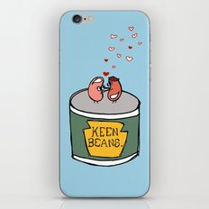 Keen Beans iPhone & iPod Skin