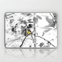Yellow-Bellied Laptop & iPad Skin