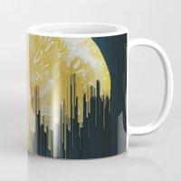 Lemony Good Glitch Mug