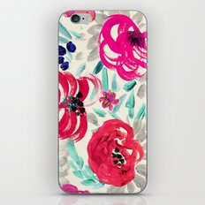 Mona Floral iPhone & iPod Skin