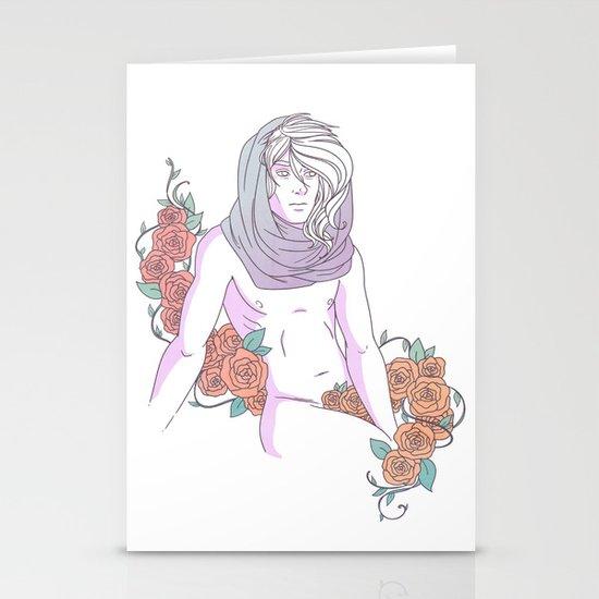 Pretty Boy 2 Stationery Card