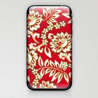 Tropical Eggnog Punch iPhone & iPod Skin