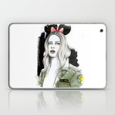 Army Girl Laptop & iPad Skin