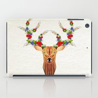 Deer Spring iPad Case