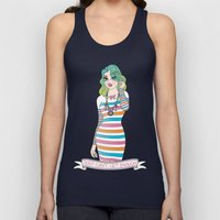 Just Can't Get Enough Unisex Tank Top