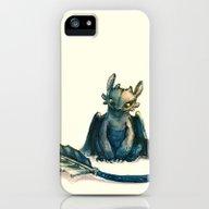 Toothless iPhone (5, 5s) Slim Case