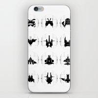 Naves iPhone & iPod Skin