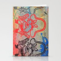 YOSEMITE SAM GRAFFITI Stationery Cards