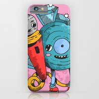 """iPhone & iPod Case featuring """"Run the Jewels"""" by Jacob Livengood by Consequence of Sound"""