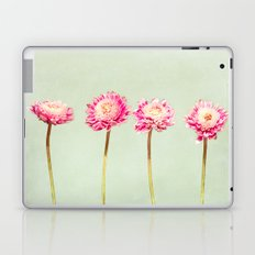 Flowers Two by Two Laptop & iPad Skin