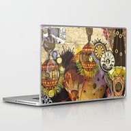 Laptop & iPad Skin featuring Within A Dream by Jenndalyn