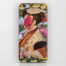 JANE_EDWARD & L'EDEN CAPOVOLTO iPhone & iPod Skin