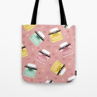 Vintage Typewriters Tote Bag