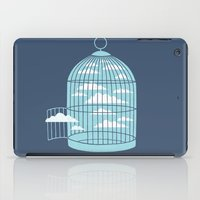 Free As a Bird iPad Case