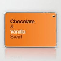 Chocolate & Vanilla Swirl OITNB Laptop & iPad Skin