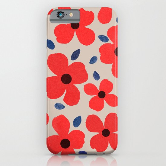 Dogwood Red iPhone & iPod Case