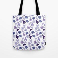 Jacaranda Tote Bag