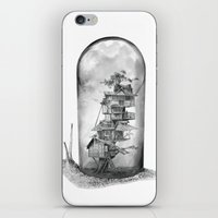 Snail - Evolving Home iPhone & iPod Skin