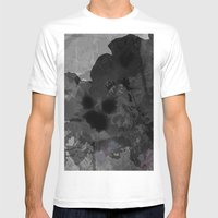 In Bloom Mens Fitted Tee White SMALL