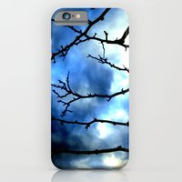 iPhone & iPod Case featuring Storm Warning by Shawn King