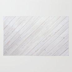 Wooden Boards Rug