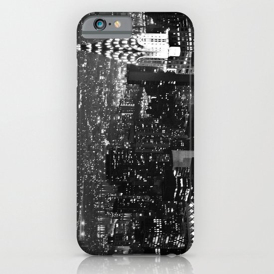 A Classic Dark iPhone & iPod Case