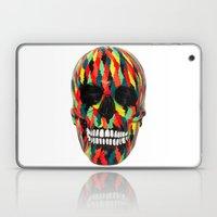 Upoko Skull Laptop & iPad Skin